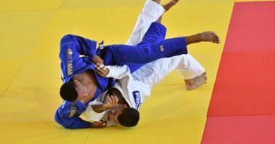 Medickson del Orbe, el judoca dorado, que hizo escuchar el himno nacional