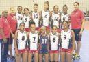 Otro paso, primer equipo de voleibol femenino sub16