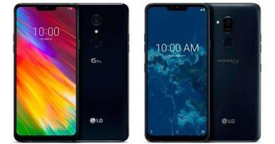 LG G7 One y LG G7 Fit, nuevas versiones económicas del LG G7 ThinQ
