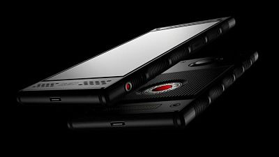 El móvil holográfico Hydrogen One de Red ya tiene fecha de lanzamiento