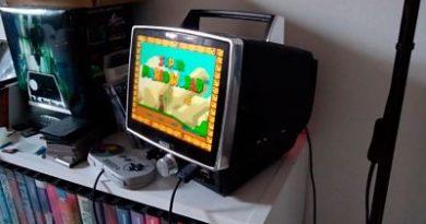 Nintendo Snack Pack, una consola para jugar a juegos retro