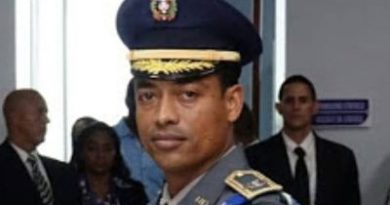 Jueza dicta 3 meses de prisión a teniente coronel mató a joven en Hato Mayor