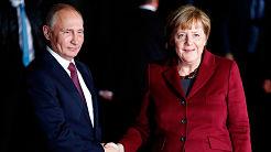 Merkel se reunirá con Putin este fin de semana en Alemania: Siria y Ucrania están en la agenda