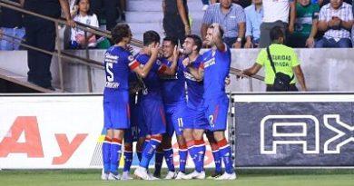 Cruz Azul tiene buen comienzo en la Copa MX ante Zacatepec