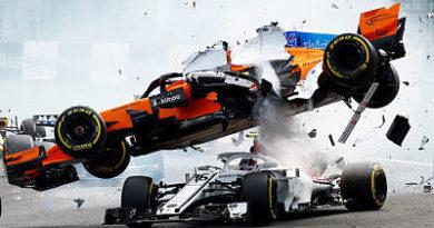 Accidente de Alonso: El 'halo' previene una tragedia en la Fórmula 1 (FOTOS, VIDEO)