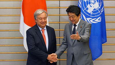 """La ONU insiste en que la desnuclearización norcoreana sea """"irreversible"""""""