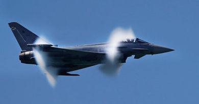 Suspenden los vuelos de los cazas españoles en Estonia tras el lanzamiento accidental de un misil