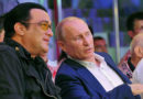 Rusia sorprende y nombra al actor Steven Seagal «enviado especial» para las relaciones con EE.UU