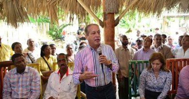 Reinaldo Pared Pérez asegura que será el próximo candidato presidencial del PLD