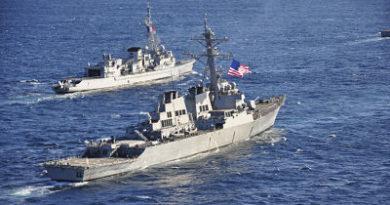 Moscú: EE.UU. y sus aliados pueden reunir un grupo de ataque en la costa siria en 24 horas