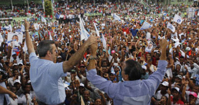 Oposición dispersa tema corrupción como parte de una adelantada campaña