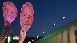 Las chances de Lula: La situación actual del ex Presidente brasileño que quiere ser candidato estando preso