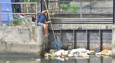 Inician operativo de rescate y saneamiento de ríos y cañadas en sectores de Santiago