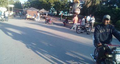 Mercado Elías Piña nulo; normal en Dajabón