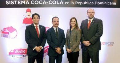 Sistema Coca-Cola presenta resultados de su impacto en el país
