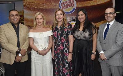 Burger King introduce nuevos productos al menú