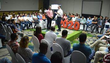Ito Bisonó dice juventud es fuerza derrotará pasado y construirá futuro