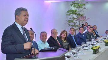 LF resalta avances de la RD colocándose como líder en la región