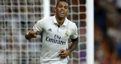 Dominicano Mariano Díaz hizo historia en triunfo del Real Madrid