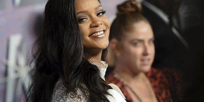Famosos ayudan a hacer brillar Diamond Ball de Rihanna