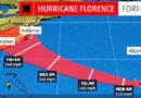 Alerta en Carolina del Norte: el huracán Florence se dirige hacia los reactores nucleares de Duke Energy