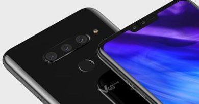 LG V40 ThinQ, filtradas las características del móvil con cinco cámaras