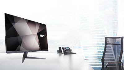 MSI Pro 24X, todo lo que le pides a un PC profesional en el mínimo espacio