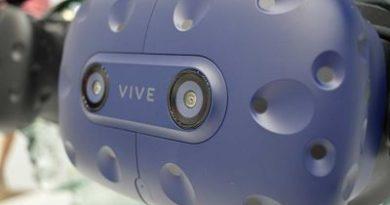 La realidad virtual es lo único que mantiene a flote a HTC