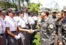 Policía Nacional gradúa 260 jóvenes y niños en Policías Juveniles Comunitarios