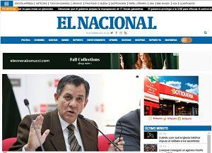El Nacional web, portal líder en América Latina
