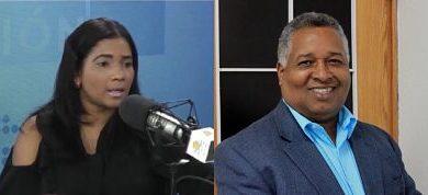 """Anibelca Rosario le sale al frente a comentarios de Melton Pineda: """"El vestuario no es una licencia para agredir sexualmente a una mujer"""""""