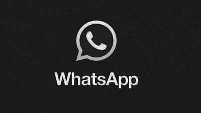 El modo oscuro más cerca de WhatsApp