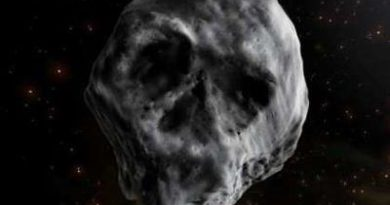 Asteroide con forma de calavera volará más allá de la Tierra después de Halloween