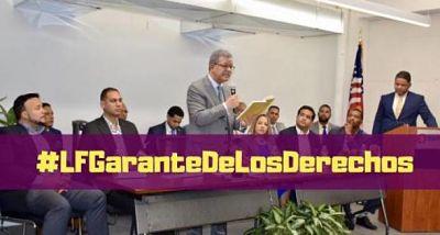 Los leonelistas siguen lucha en las redes; crean hashtag #LFGaranteDeLosDerechos