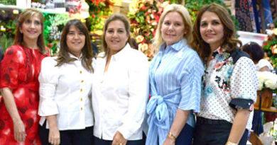 Plaza Lama inicia su temporada de Navidad