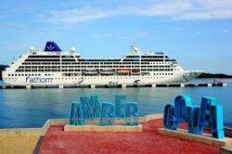 República Dominicana recibirá 35 buques de cruceros en noviembre