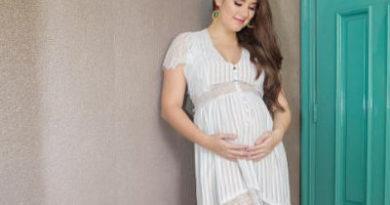 Entérate del nombre que llevará la segunda bebé de Iamdra Fermín