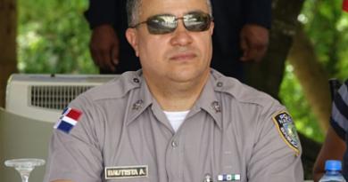Director de la PN advierte que no permitirá alteraciones del orden público