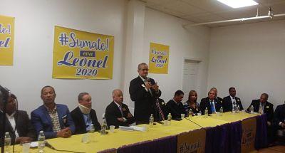 Franklin Almeyda afirma 70% de dominicanos rechaza reforma constitucional