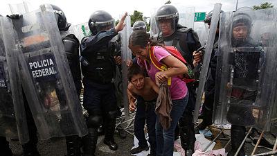 Trump podría cerrar la frontera sur de EE.UU. a los migrantes centroamericanos