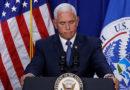 Mike Pence: Intentos de Rusia de interferir en EE.UU. palidecen en comparación con lo que hace China
