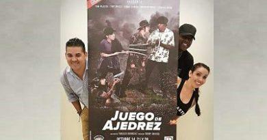 """FLORIDA: Concita atención obra del dramaturgo dominicano Franklin Domínguez """"Juego de Ajedrez"""""""