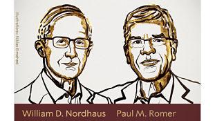 Anuncian los ganadores del premio Nobel de Economía