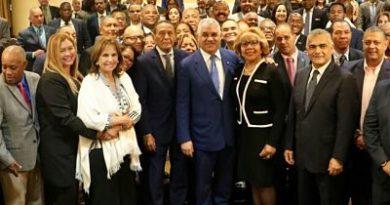 NUEVA YORK: Miguel Vargas reitera PRD irá a elecciones con candidatos propios