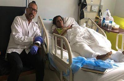 PUERTO RICO: Piden ayuda para dominicana sufrió graves quemaduras