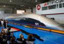 Presentan el primer tren supersónico español, que viajará a más de 1.000 kilómetros por hora