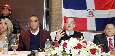 Antún Batlle dice PRSC está dispuesto asumir luchas dominicanos en el exterior