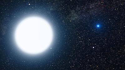 Físicos rusos postulan la existencia de estrellas formadas de materia oscura
