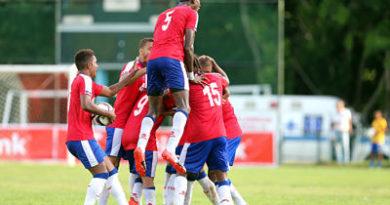 Selección de RD choca hoy con Islas Caimán