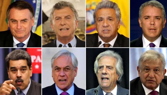 Los desafíos de América Latina en 2019